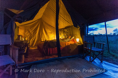 Nomad mobile camp, Serengeti, Tanzania