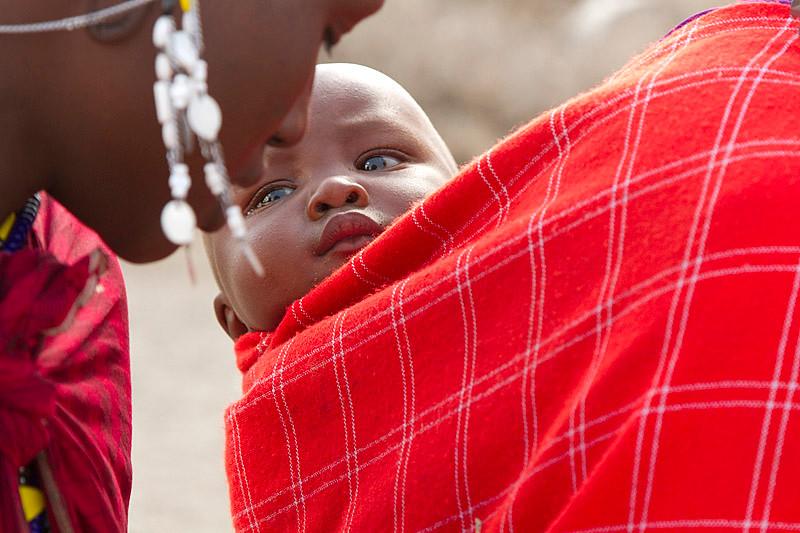 Mirada masai