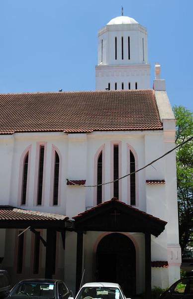 St. Alban's Anglican parish in Dar es Salaam