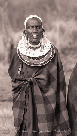 Masai, Ngorongoro Crater, Tanzania