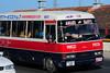 Daladala (private bus) in Kivukoni, Dar es Salaam