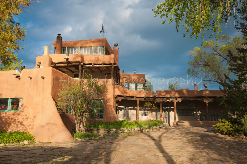 025Building_Mabel Dodge Luhan Inn_Taos  NM_May 2011_028 copy