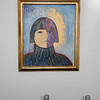 006Painting of Mabel Dodge_Mabel Dodge Luhan Inn_Taos  NM_May 2011_002 copy
