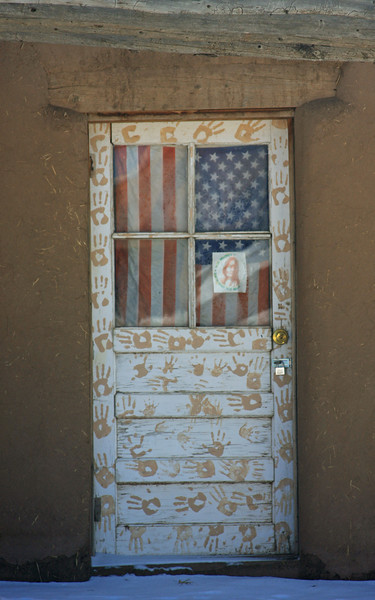The true Americans - Taos Pueblo