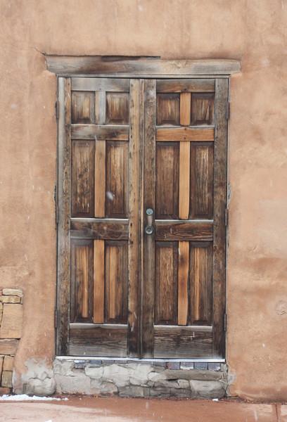 Door - Taos, NM