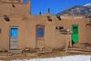 'I live here' - Taos Pueblo