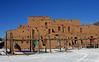 Colors of life - Taos Pueblo