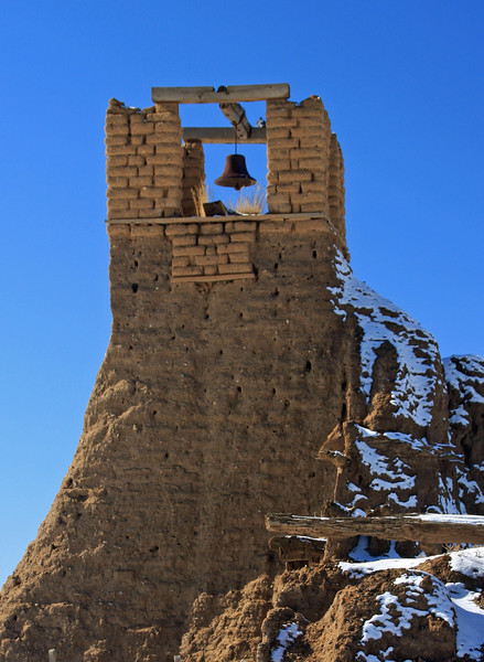 Church ruins - Taos Pueblo