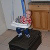The new suitcase had several uses