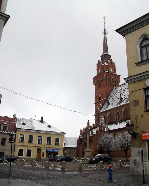 Tarnow church