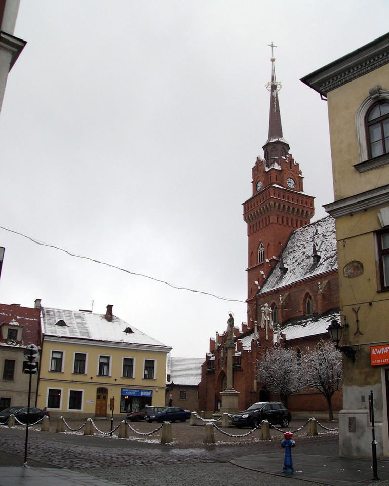 Tarnow church