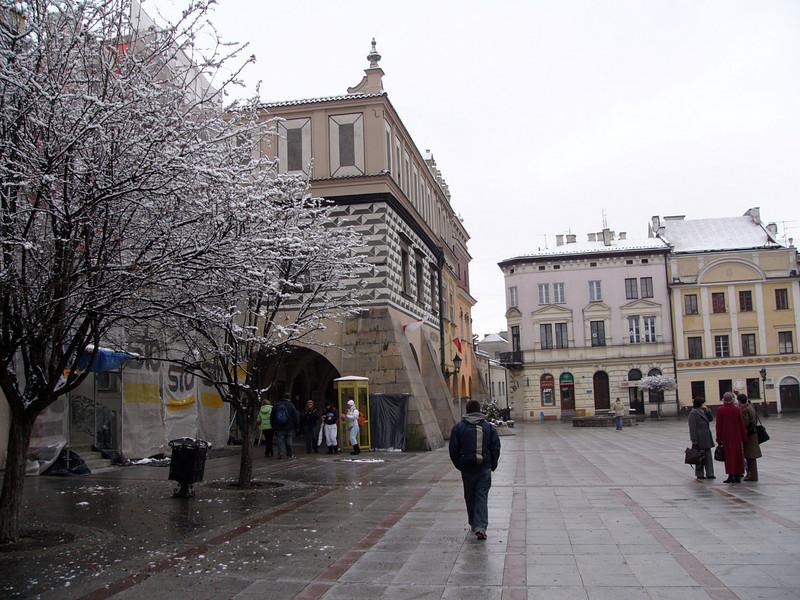 central square Tarnow