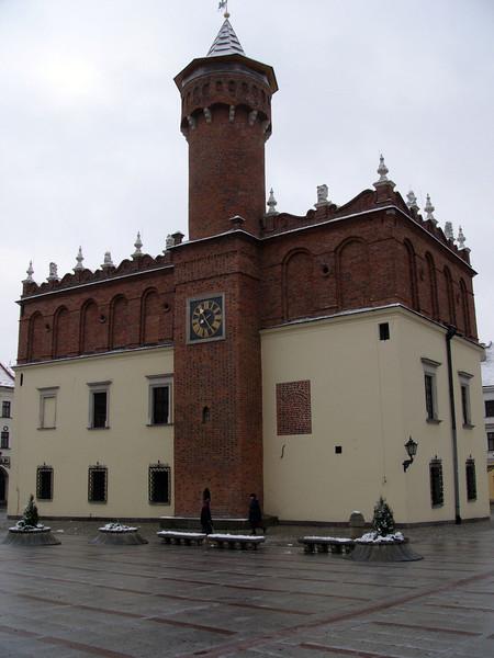 Town hall Tarnow
