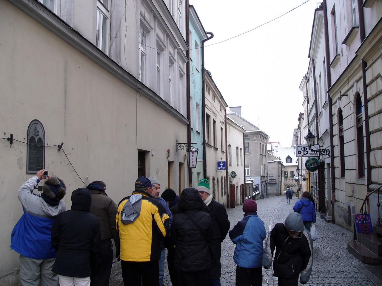 Street of the Jews, Tarnow