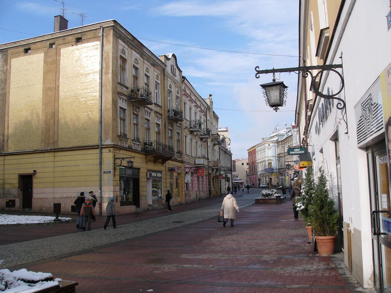 Wall Street, Tarnow