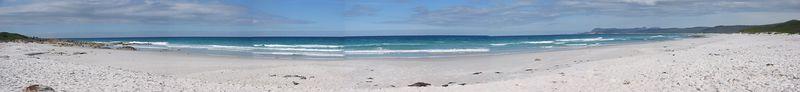 Friendly Beaches Pano