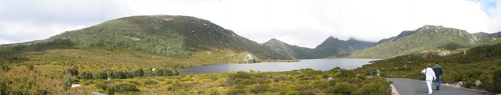 Dove Lake, Cradle Mountain