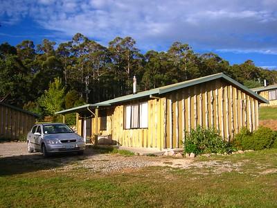 Cabin lodge at Silverridge retreat apartments
