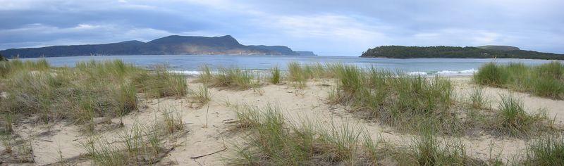 Beach Pano Port Arthur a