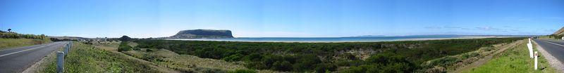 Coastal road to the NUT
