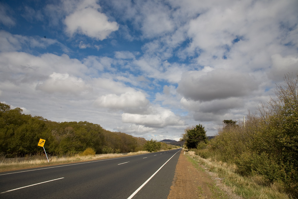 Road to Bicheno