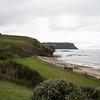 The beach at Fossil Bluff, Tasmania