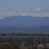 Southern view of Victorian alps from Glen Rowan road