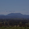 Southern view of the Victorian alps from Glen Rowan road