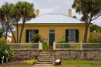 Roman Catholic Caplain's House