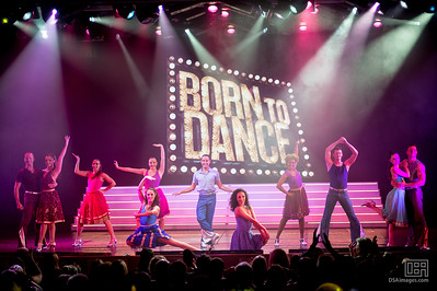 Born To Dance production show