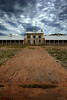 The old Willow Court mental hospital in New Norfolk, Tasmania.