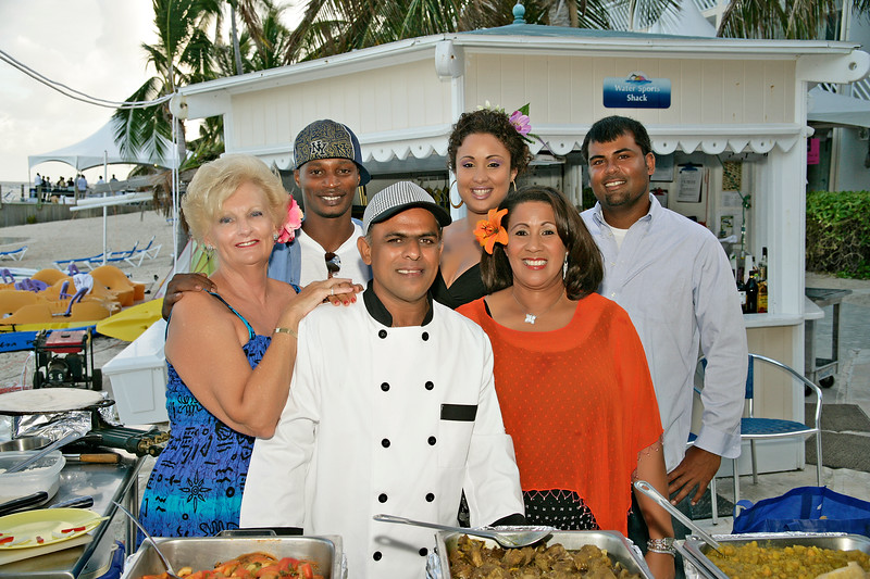Taste of St. Croix 2009, at the Divi Carina Bay Resort & Casino, St. Croix, U.S. Virgin Islands. April 16, 2009