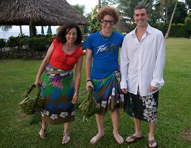 Taveuni Christmas 2009