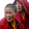 "Sept 21-30, 2004, Arunachal Pradesh, India<br /> Nuns of the Tawang Convent<br /> Arunachal Pradesh was formally a southern province of Tibet, annexed by the  British 1914 and remains part of India, though the region was the focal point of the Sino-India war of 1962. The region affords a unique insight into the Tibetan Bhuddist tradition, unhindered by the chinese cultural revolution and repression  which exists across the Border a hundred kilometers away.<br /> When the 14th Dalai Lama fled from Tibet, following the failure of a rebellion against the Chinese central government, he crossed into India on 30 March 1959 and spent some days resting at Tawang Monastery before reaching Tezpur in Assam on 18 April 1959<br /> <a href=""http://en.wikipedia.org/wiki/Tawang_Monastery"">http://en.wikipedia.org/wiki/Tawang_Monastery</a><br /> <a href=""http://en.wikipedia.org/wiki/Tawang_district"">http://en.wikipedia.org/wiki/Tawang_district</a><br /> <a href=""http://tawangmonastery.org/"">http://tawangmonastery.org/</a><br /> (Credit Image: © Chris Kralik/KEYSTONE Press)"