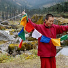 "Sept 21-30, 2004, Arunachal Pradesh, India<br /> Offerings at a sacred lake<br /> Arunachal Pradesh was formally a southern province of Tibet, annexed by the  British 1914 and remains part of India, though the region was the focal point of the Sino-India war of 1962. The region affords a unique insight into the Tibetan Bhuddist tradition, unhindered by the chinese cultural revolution and repression  which exists across the Border a hundred kilometers away.<br /> When the 14th Dalai Lama fled from Tibet, following the failure of a rebellion against the Chinese central government, he crossed into India on 30 March 1959 and spent some days resting at Tawang Monastery before reaching Tezpur in Assam on 18 April 1959<br /> <a href=""http://en.wikipedia.org/wiki/Tawang_Monastery"">http://en.wikipedia.org/wiki/Tawang_Monastery</a><br /> <a href=""http://en.wikipedia.org/wiki/Tawang_district"">http://en.wikipedia.org/wiki/Tawang_district</a><br /> <a href=""http://tawangmonastery.org/"">http://tawangmonastery.org/</a><br /> (Credit Image: © Chris Kralik/KEYSTONE Press)"
