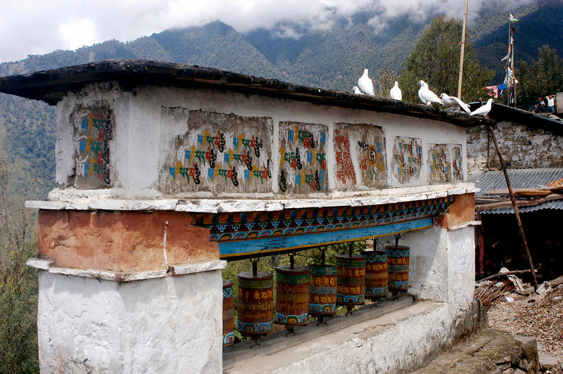 "Sept 21-30, 2004, Arunachal Pradesh, India<br /> <br /> Arunachal Pradesh was formally a southern province of Tibet, annexed by the  British 1914 and remains part of India, though the region was the focal point of the Sino-India war of 1962. The region affords a unique insight into the Tibetan Bhuddist tradition, unhindered by the chinese cultural revolution and repression  which exists across the Border a hundred kilometers away.<br /> When the 14th Dalai Lama fled from Tibet, following the failure of a rebellion against the Chinese central government, he crossed into India on 30 March 1959 and spent some days resting at Tawang Monastery before reaching Tezpur in Assam on 18 April 1959<br /> <a href=""http://en.wikipedia.org/wiki/Tawang_Monastery"">http://en.wikipedia.org/wiki/Tawang_Monastery</a><br /> <a href=""http://en.wikipedia.org/wiki/Tawang_district"">http://en.wikipedia.org/wiki/Tawang_district</a><br /> <a href=""http://tawangmonastery.org/"">http://tawangmonastery.org/</a><br /> (Credit Image: © Chris Kralik/KEYSTONE Press)"