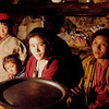 "Sept 21-30, 2004, Arunachal Pradesh, India<br /> Tawang was traditionally inhabited by the Monpa people, who reigned over the Mon Kingdom that stretches from Tawang to Sikkim. The Mon kingdom was later absorbed into the control of neighbouring Bhutan and Tibet<br /> Arunachal Pradesh was formally a southern province of Tibet, annexed by the  British 1914 and remains part of India, though the region was the focal point of the Sino-India war of 1962. The region affords a unique insight into the Tibetan Bhuddist tradition, unhindered by the chinese cultural revolution and repression  which exists across the Border a hundred kilometers away.<br /> When the 14th Dalai Lama fled from Tibet, following the failure of a rebellion against the Chinese central government, he crossed into India on 30 March 1959 and spent some days resting at Tawang Monastery before reaching Tezpur in Assam on 18 April 1959<br /> <a href=""http://en.wikipedia.org/wiki/Tawang_Monastery"">http://en.wikipedia.org/wiki/Tawang_Monastery</a><br /> <a href=""http://en.wikipedia.org/wiki/Tawang_district"">http://en.wikipedia.org/wiki/Tawang_district</a><br /> <a href=""http://tawangmonastery.org/"">http://tawangmonastery.org/</a><br /> (Credit Image: © Chris Kralik/KEYSTONE Press)"