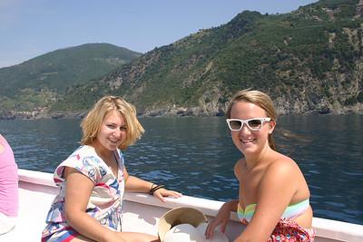 Taylor's European Adventure 2012