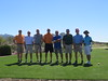 The 2017 AZ Golf Crew on the number 1 tee at Copper Canyon