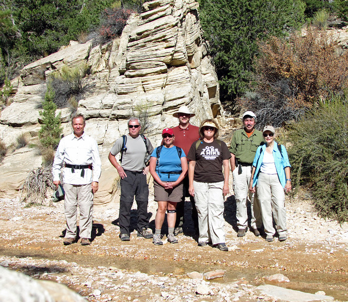 Willis Creek Hiking Crew (2011)