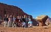Group photo after the raft trip through Glenn Canyon (2011)