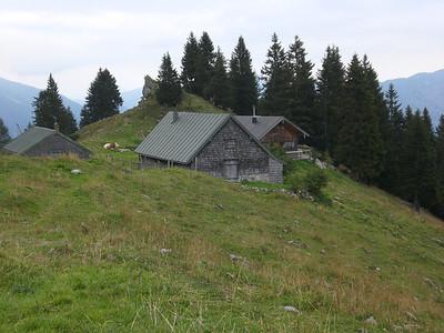 Tegernseer Huette August 2011