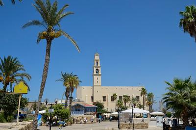 Roman Catholic church in Jaffa