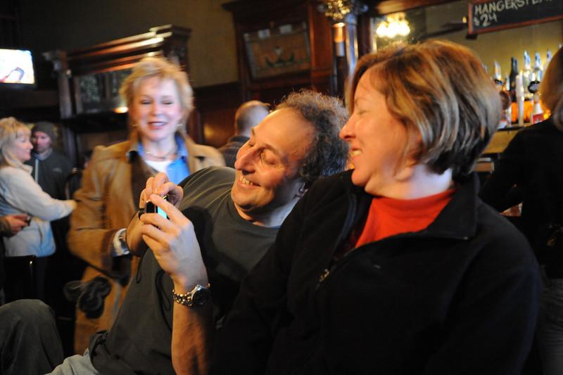 Karen, Shep, and Emily