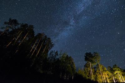 Milky Way Northern exposure