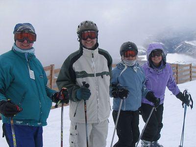 Steve, Dave, Caroline, Cyndi