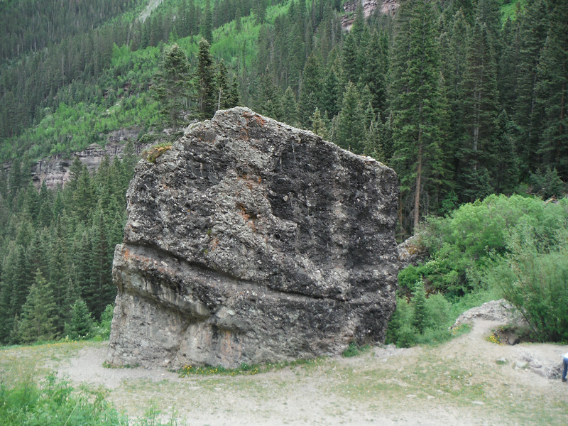 The biggest rock EVER.