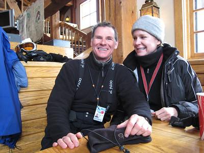 Mark and Karen