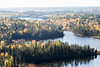 View from base of Temagami Tower.