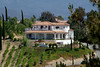 """""""Villa"""" across the road from us."""